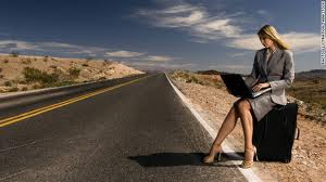 När vi bestämmer oss fast vi inte vet varför ändrar vi riktning i vårt liv.