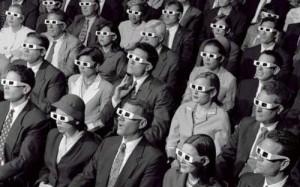 Det finns tillfällen när vi även mentalt tar på oss andra glasögon. Då kan vi missa det goda som sker i nuet.