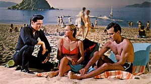 Elvis i Fun in Acapulco 1963. Precis som i filmen behövde alla enas om en gemensam bild på semestern.
