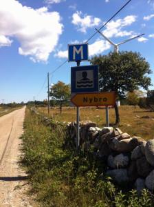 Vackra Gotlandsvägar som tar oss till vardaglig njutning.