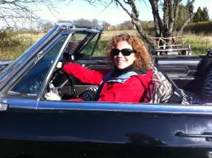Lite go känsla bakom ratten också såklart. :)