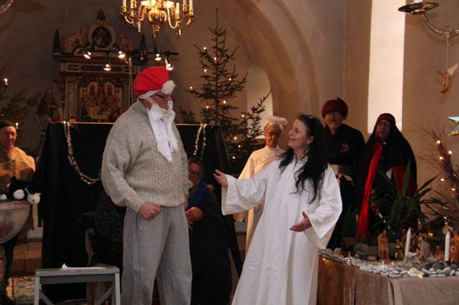 Jultomten eller Jesus - varför firar vi jul egentligen?